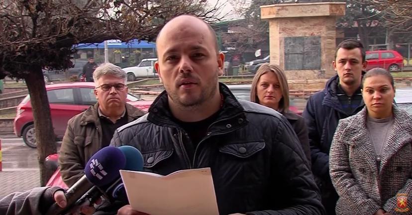 Костовски: Градот е претворен во фавела во кој царува криминал, насилство и банди- потенцијални жртви се сите граѓани, а институциите немо посматраат и бројат настрадани