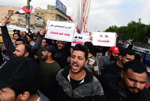 Во изминатите два месеца над 450 убиени во протестите во Ирак