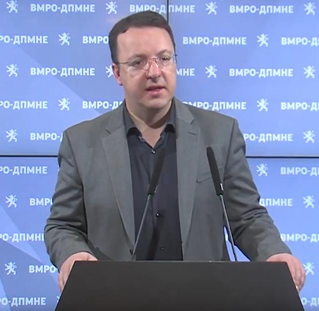 Николоски: Изборниот законик влезе во ќор сокак, по вина на власта којашто на недемократски начин сака да протурка решенија безпретходна дебата