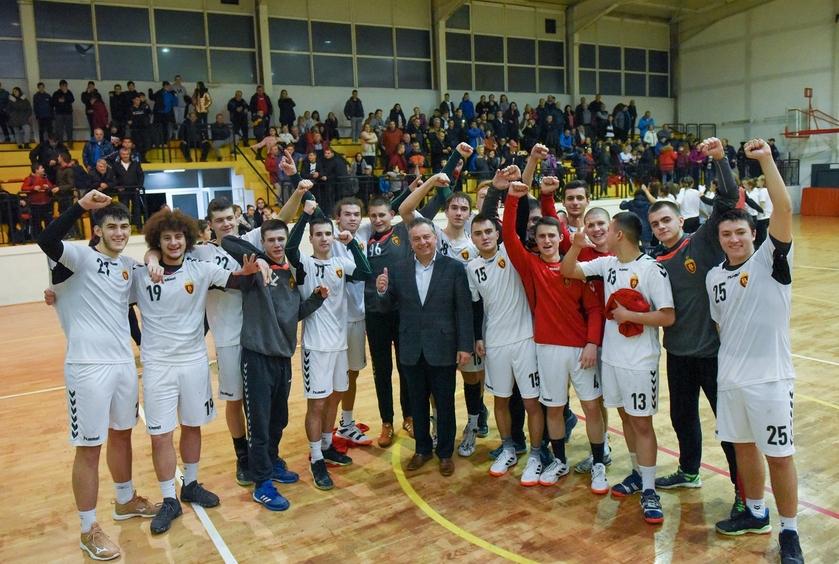 Одржан третиот по ред младински ракометен турнир во општина Илинден