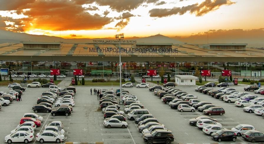 На македонските аеродроми 2,5 милиони патници од јануари до ноември годинава