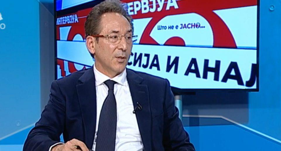 Азманов: Апсурд е јас да градам СДСМ-овска болница, Заеви не ги знам