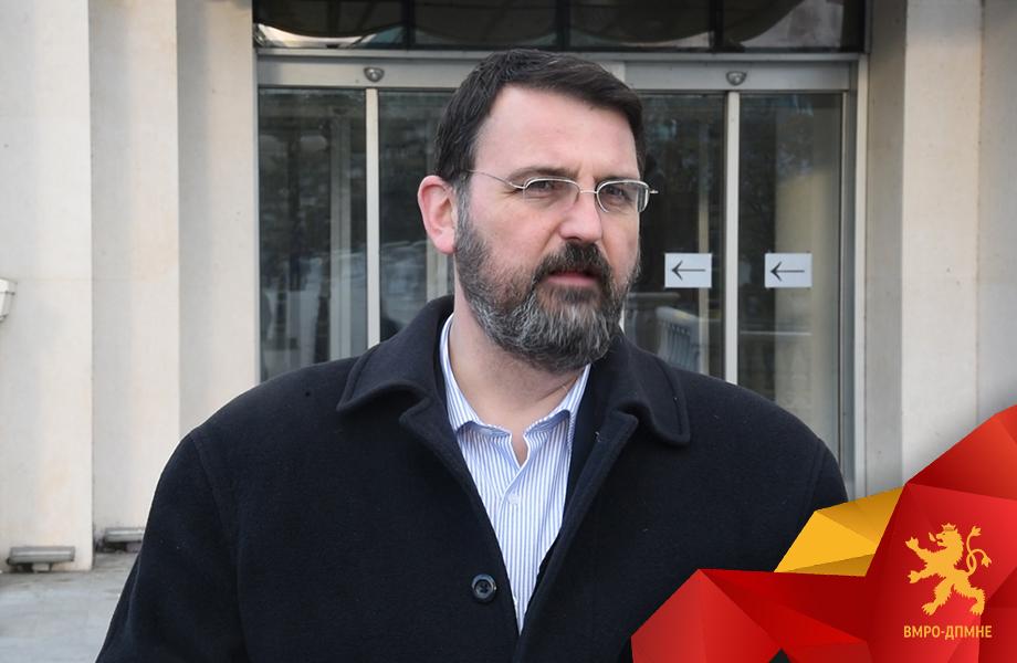 Стоилковски: ЈО мора да отвори истрага во која што ќе ја утврди одговорноста на Филипче во скандалот соуништувањето на инсулин со валиден рок