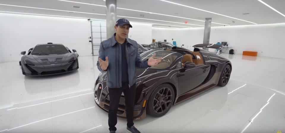 Колку чини да поседувате и да управувате Bugatti Veyron / ВИДЕО