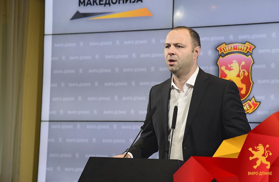 Мисајловски: Времето на политикантите помина, почнува обновата на Македонија