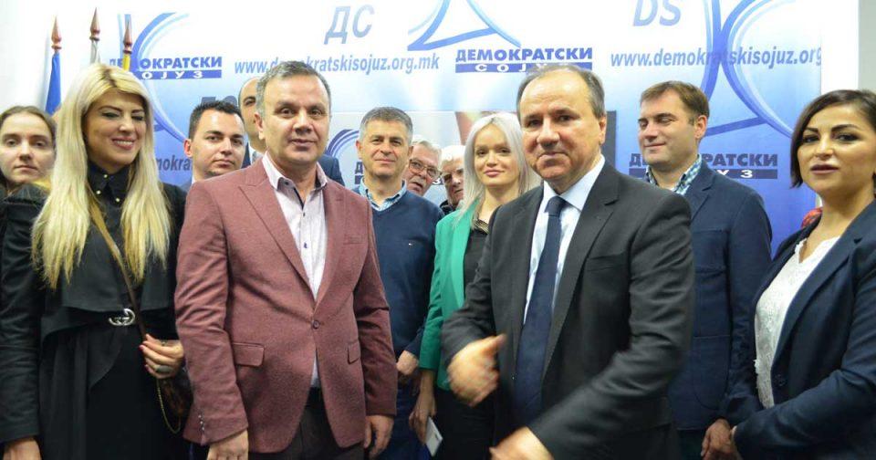 Новинарот Зоран Димитровски ќе се испроба во политиката, стана генерален секретар на ДС