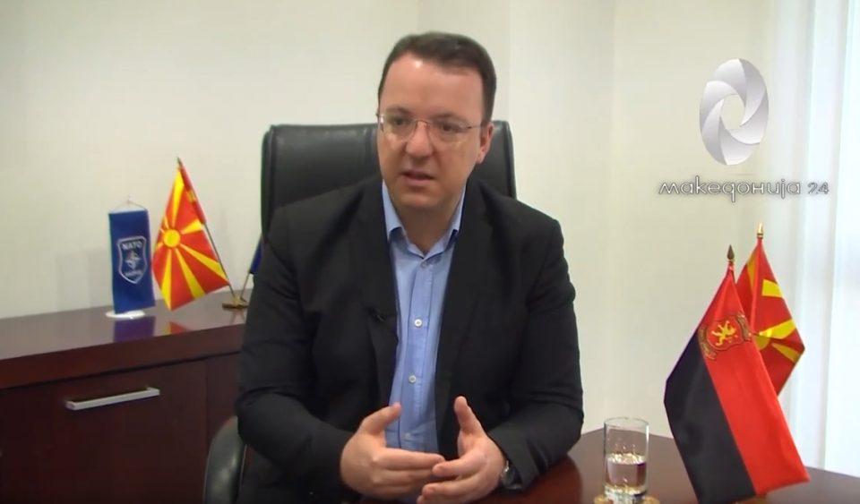 Николоски во интервју за КУРИР: Европските и светските лидери се разочарани од Заев, се срамат што некогаш го поддржувале