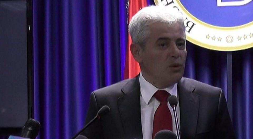 Ахмети: Здравјето на граѓаните пред се, изборите мора да се донесат со консензус