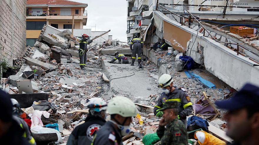 Најнови детали за земјотресот во Албанија: Повредени над 500 лица, уништени околу 5.497 куќи, 3.135 лица евакуирани