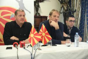 Александар Тодоров нов селектор на македонската кошаркарска репрезентација