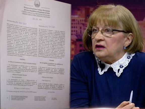 """""""Вечер"""" објавува скандал: Ќерката на антикорупционерка преку ноќ """"одлета"""" од Илинденска во Брисел"""
