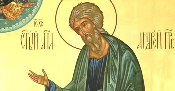 Се одбележува празникот на првиот Господов апостол: Среќен именден Андреј, Андреја, Андријана…