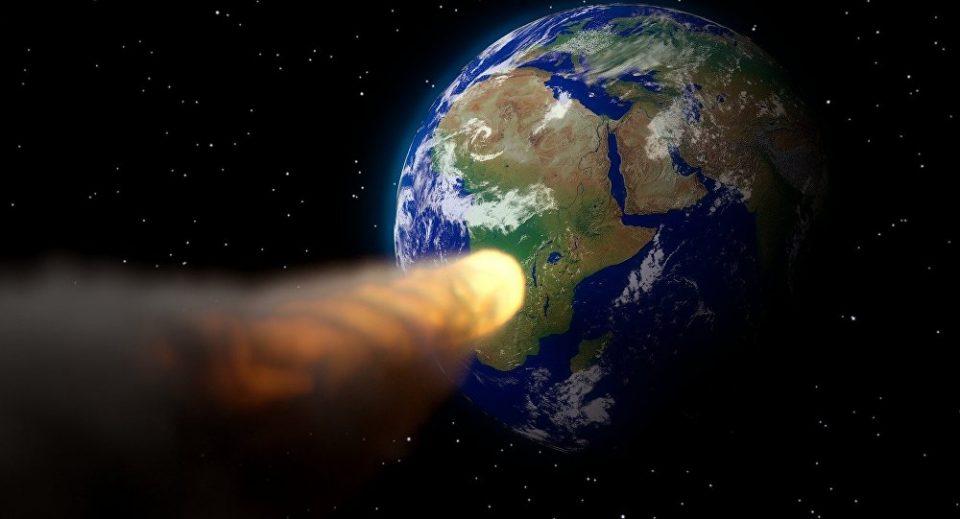 Aстероиди погубни за човештвото паѓаат на Земјата на 100 милиони години