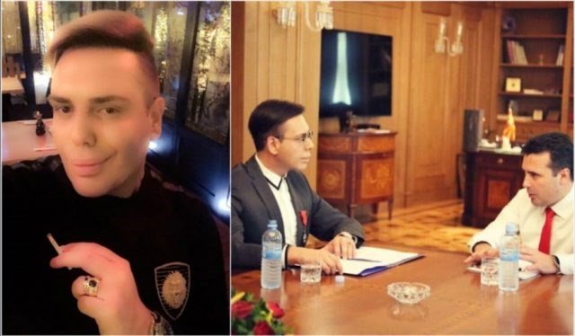 """Излегуваат на виделина докази за релациите Боки 13-Зоран Заев: Каква е поврзаноста меѓу екс-премиерот и обвинетиот за """"Рекет""""?"""
