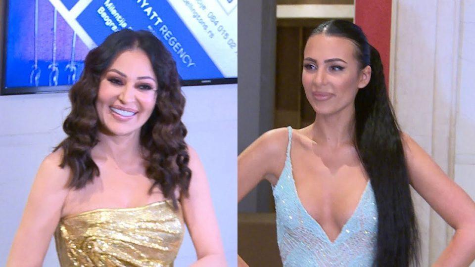 Цеца и Анастасија се појавија прв пат по свадбата на Вељко- сите останаа во неверување од нивниот изглед поразличен од пред неколку дена