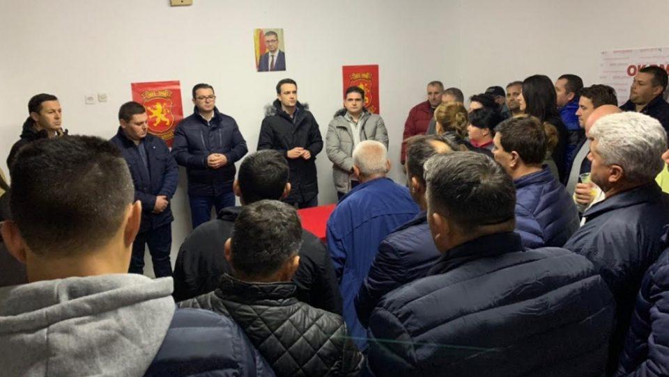 Трипуновски: За ВМРО-ДПМНЕ земјоделецот бил и ќе остане на врвот на приоритетите