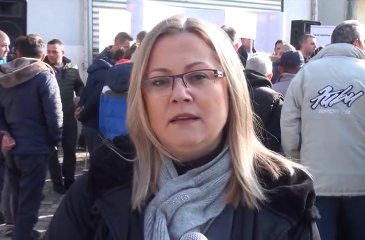 Стојановска: Неказнивоста сега, ќе значи поддршка на расистичките и нацистичките тенденции во СДСМ