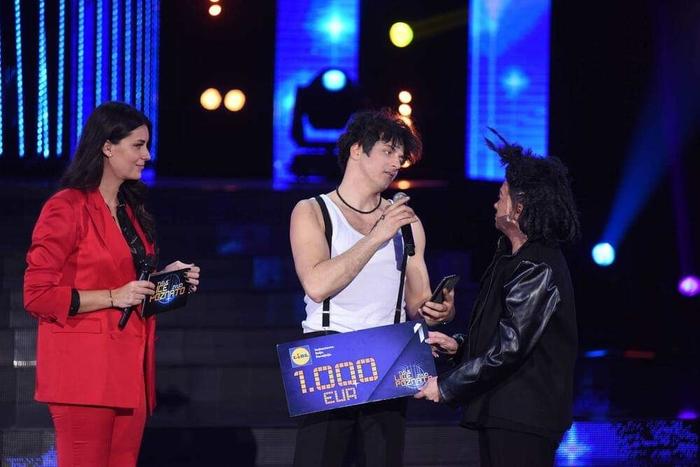 ВИДЕО: Даниел Кајмакоски со големиот хит победи на ТЛЗП, еве на кого му донираше 1000 евра