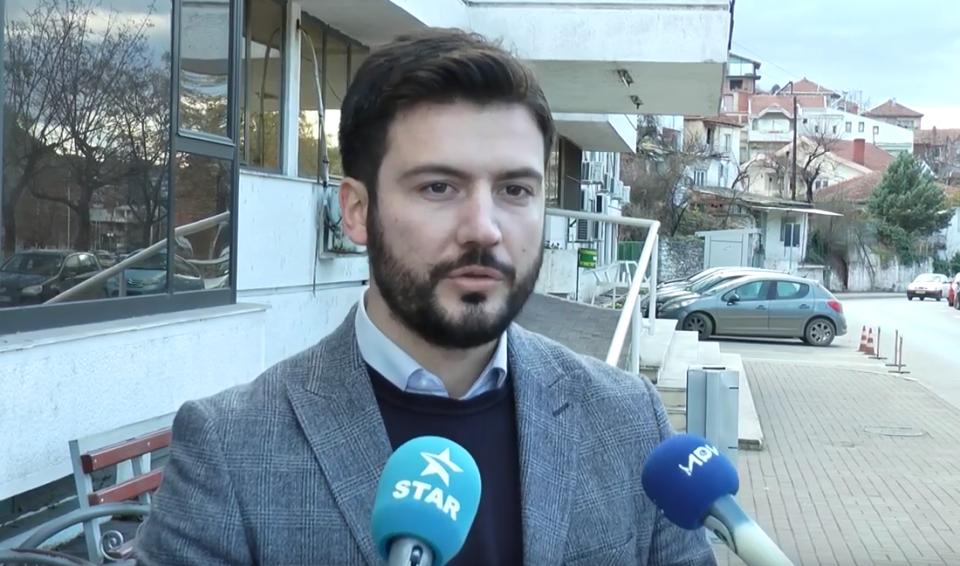 Јорданов со повик до градоначалникот на Штип