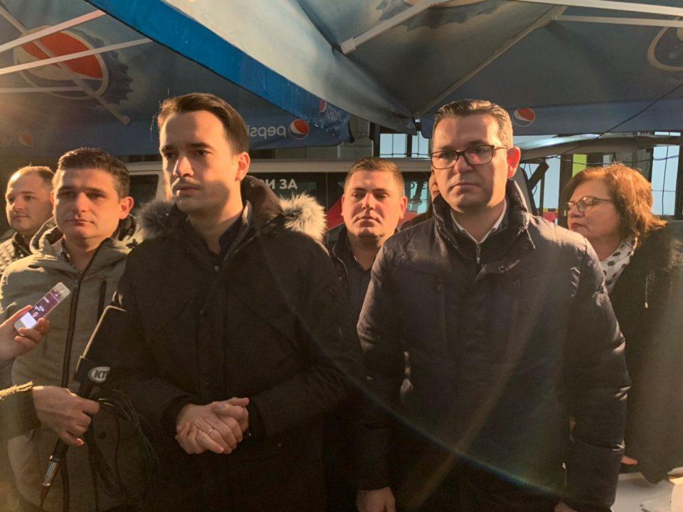 Нелоски: Поддршката за ВМРО-ДПМНЕ продолжува да расте и ќе продолжи да расте до 12-ти април каде што ќе имаме една огромна победа