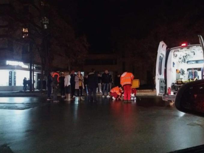 Автомобил прегази жена во Струмица и избегал