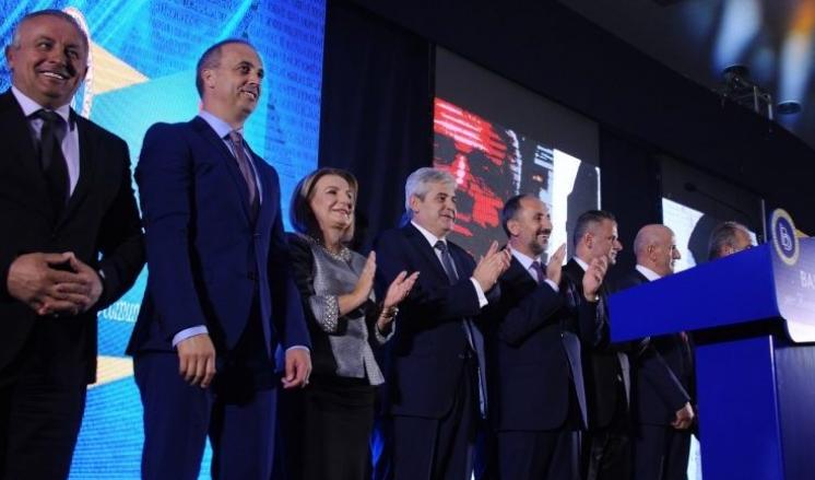 Али Ахмети реизбран за претседател на ДУИ