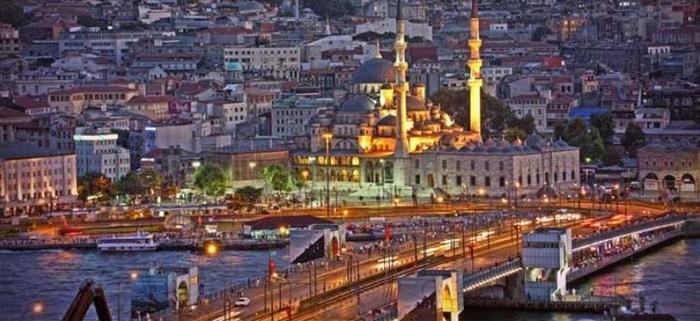 Истанбул и соседните држави најатрактивни за Нова година