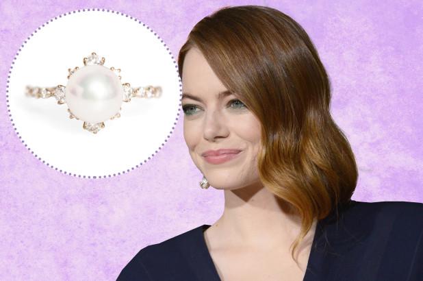 Холивудската актерка се мажи: Блесна прстенот по двегодишната врска (ФОТО)