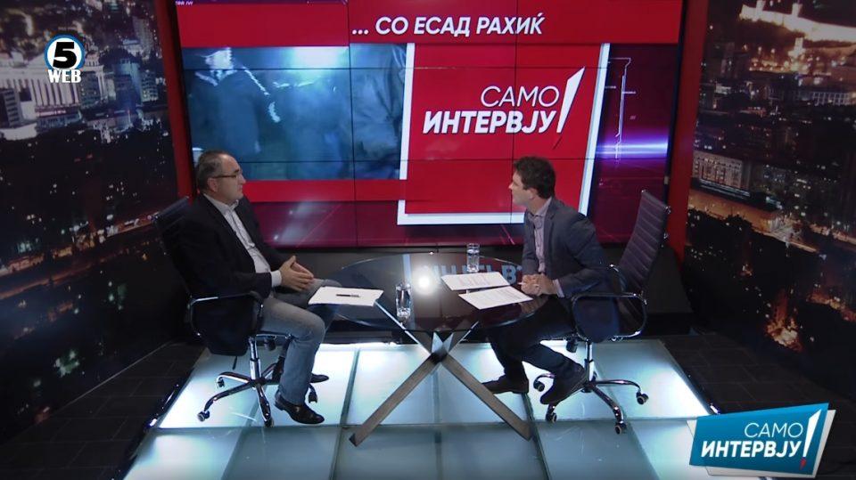 Есад Рахиќ: Писмата на Јанева не се заверени на нотар, напишани се рачно и препратени во суд