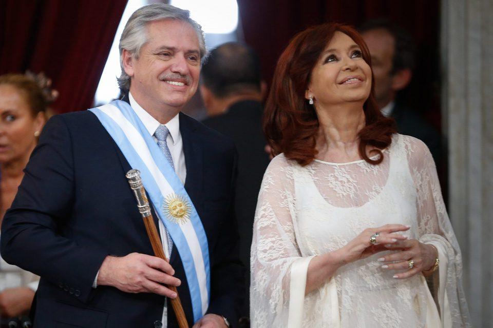 Фернандез и официјално претседател на Аргентина
