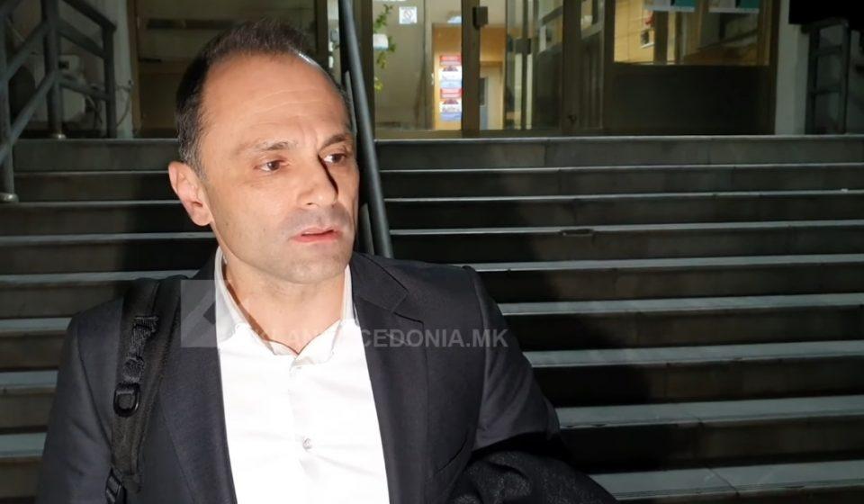 Филипче го потврди Камчев дека бил дома кај Боки 13, но не за рекет туку за болници