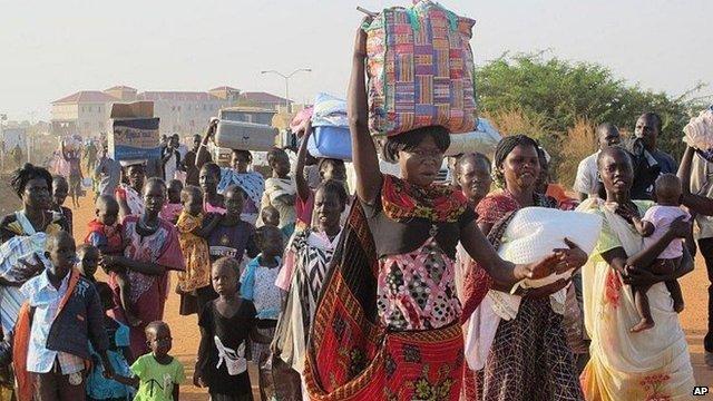 На 5,5 милиони жители на Јужен Судан им се заканува глад