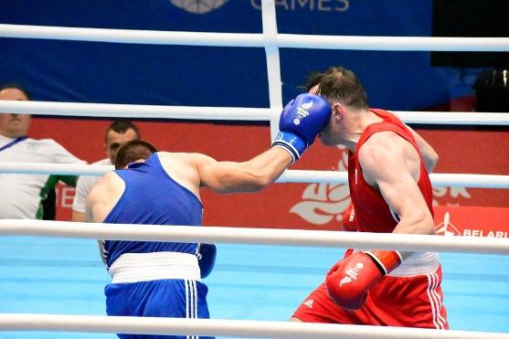 Македонскиот боксер Гоце Јаневски обезбеди бронзен медал на Балканското првенство во Анталија
