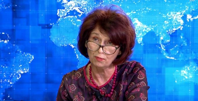 """Силјановска Давкова: Доста """"танцуваа""""! Време е за оставки!"""