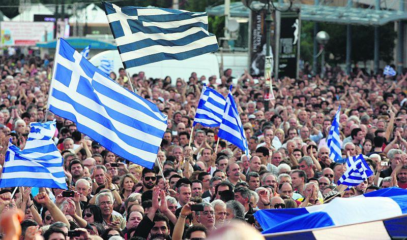 Се намалува населението во Грција
