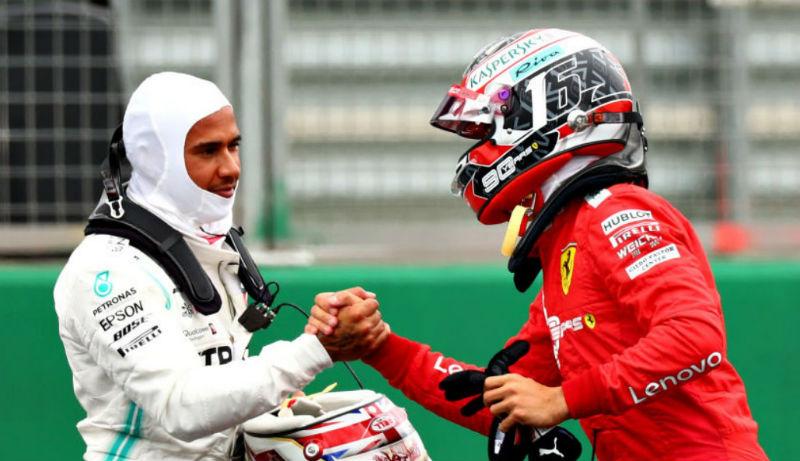 Луис Хамилтон е нов возач на Ферари?