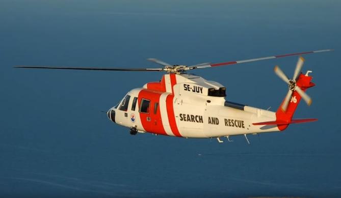 Владата го потпиша договорот за хеликоптерско спасување
