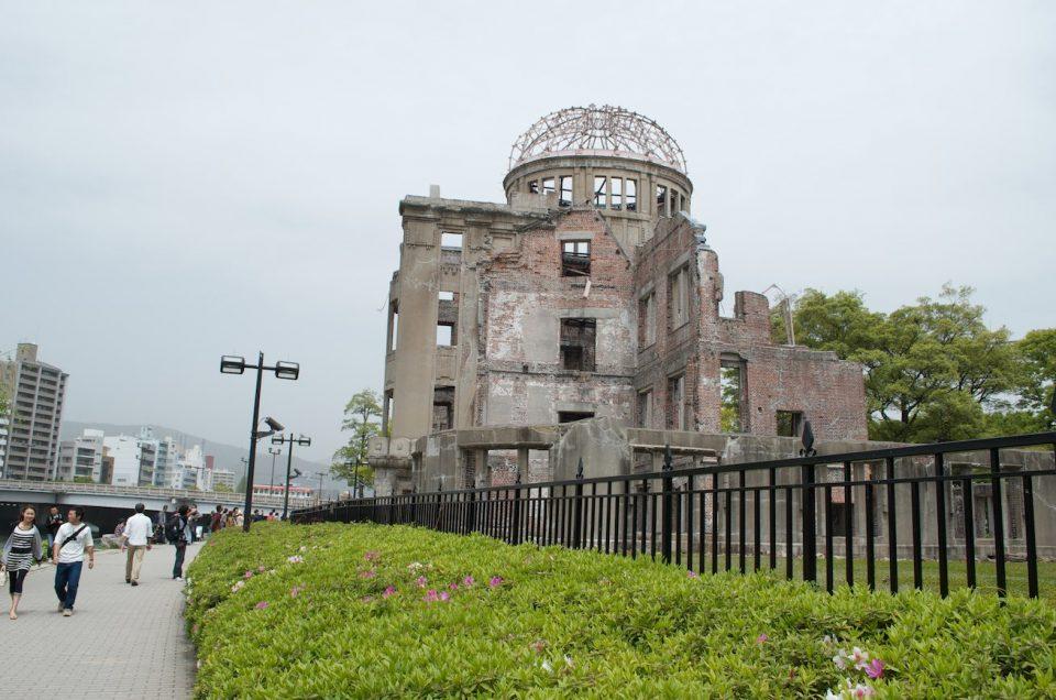 Во Хирошима ќе бидат урнати зградите кои ја издржаа атомската бомба