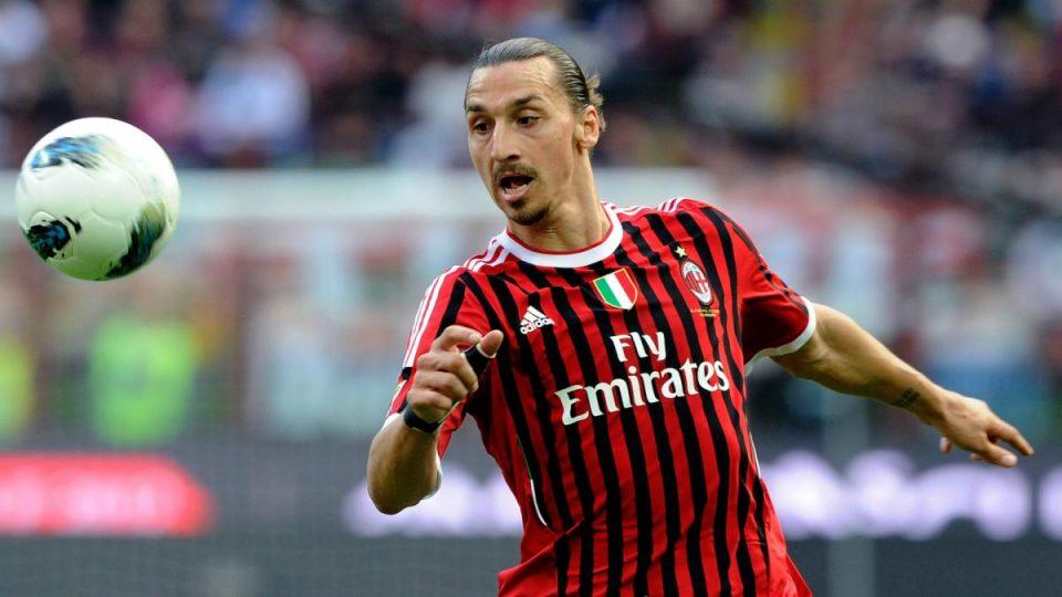 Ибрахимовиќ ќе стане играч на Милан