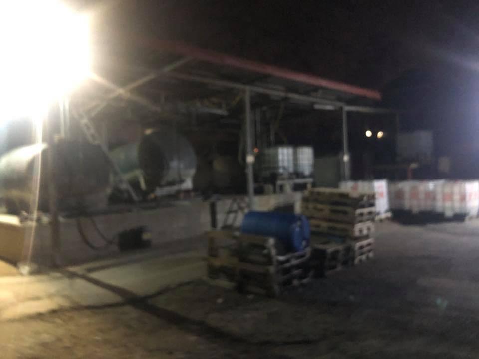 Солна киселина истекла од цистерна во околината на Гази Баба, жителите се жалат на непријатен мирис
