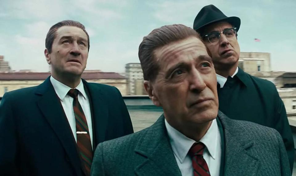 """""""Ирецот"""" е најдобар филм за годинава"""