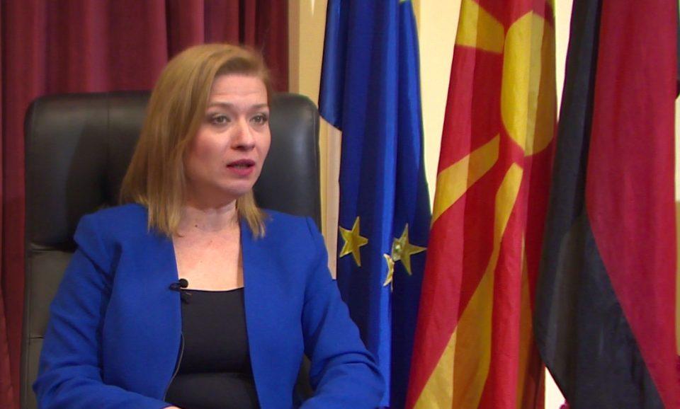 Василевска: СДСМ и Зоран Заев само ја туркаат државата во уште поголем колапс