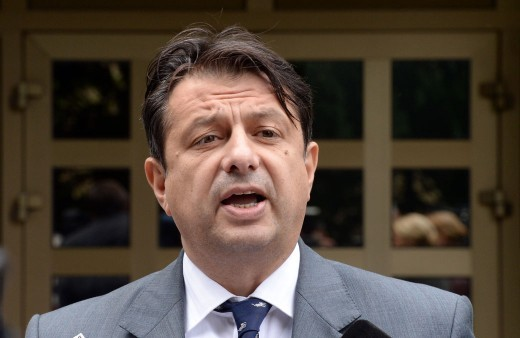 """ФОТО: Додека Македонска пошта се """"дави"""" во долгови, новиот директор Макрадули ќе вработува 280 луѓе"""