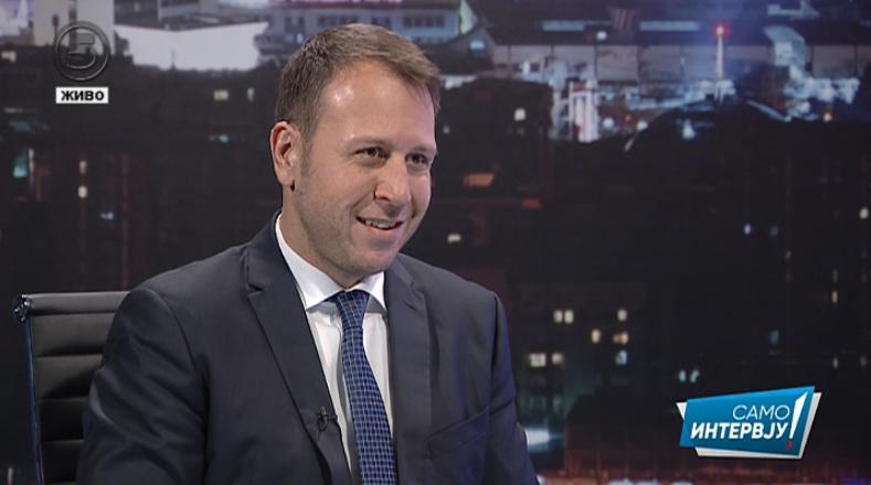Јанушев: ВМРО-ДПМНЕ ќе победи со огромна разлика, тоа го покажуваат и анкетите на СДСМ