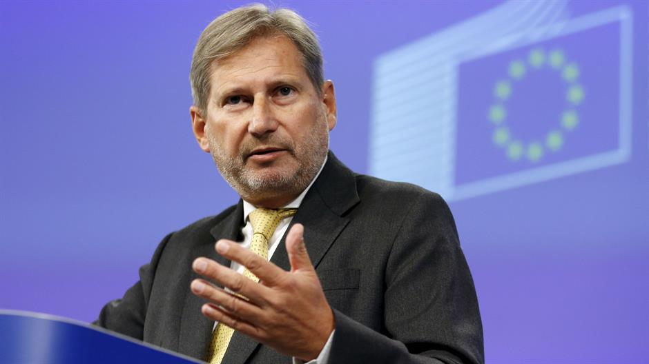 Хан: Фон дер Лајен бара геополитичко позиционирање на ЕУ