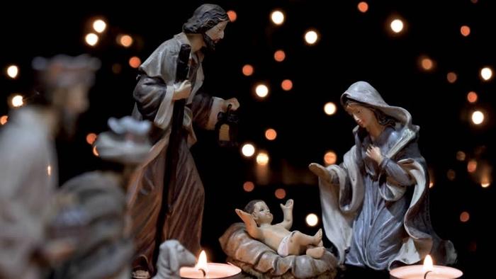 Католиците и дел од православните вечер го празнуваат Бадник