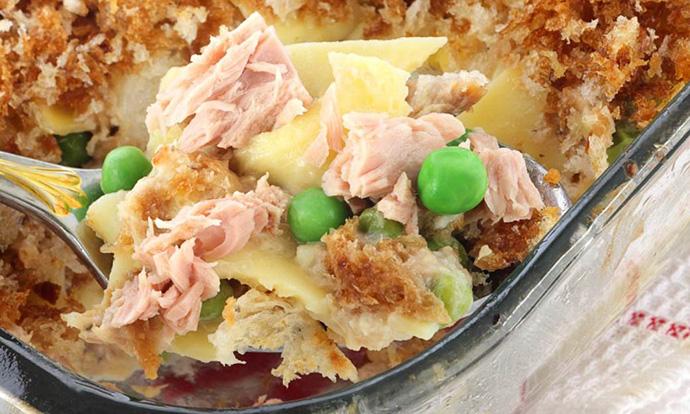 Брзо и вкусно: мусака со туна и карфиол