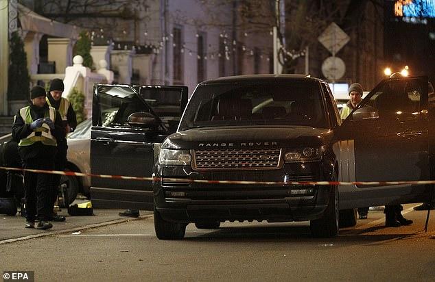 Ужас во Киев: Пукано кон автомобил на пратеник, убиен неговиот тригодишен син (ВИДЕО)