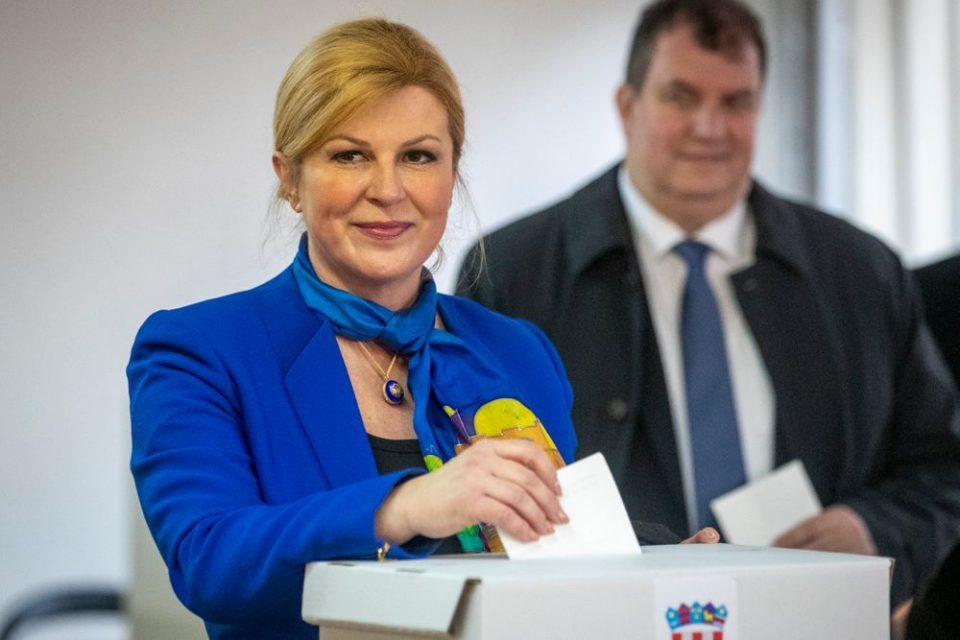 Пленковиќ очекува победа на Грабар-Китаровиќ во вториот круг од претседателските избори во Хрватска