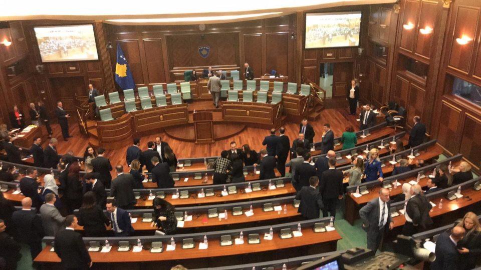 Курти: Изборот на Коњуфца за претседател на Собранието не беше изненадување
